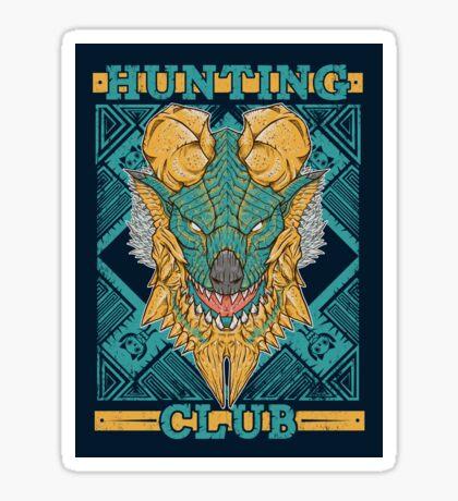 Hunting Club: Jinouga Sticker