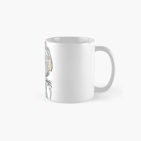 Over My Shoulder Classic Mug