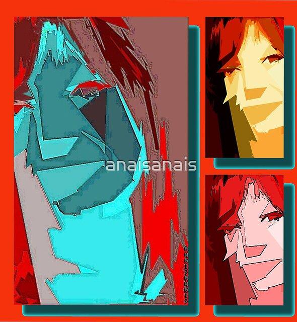 CollageMonAmour....Avec le temps, va, tout s'en va.. on oublie le visage et l'on oublie la voix... by anaisanais