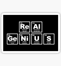 Real Genius - Periodic Table Sticker