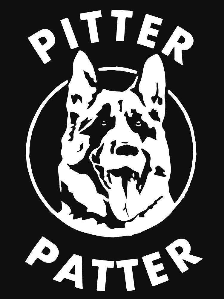 Letter Kenny T Shirt  | Letterkenny Pitter Patter Shirt  by teesandmugs