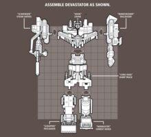Devastator | Unisex T-Shirt