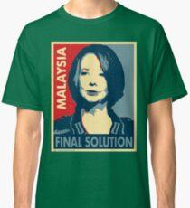 Julia - Final Solution  Classic T-Shirt