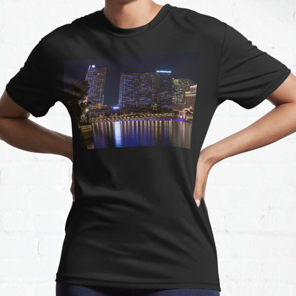 Cosmopolitan Vegas Reflections Active T-Shirt