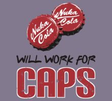 Will Work For Caps