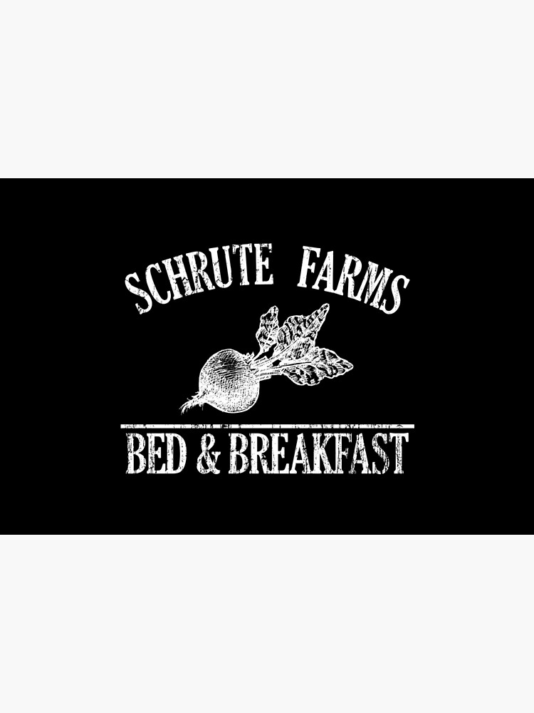 Schrute Farms Sweatshirt | Schrute Farms Bed and Breakfast Sweater by teesandmugs