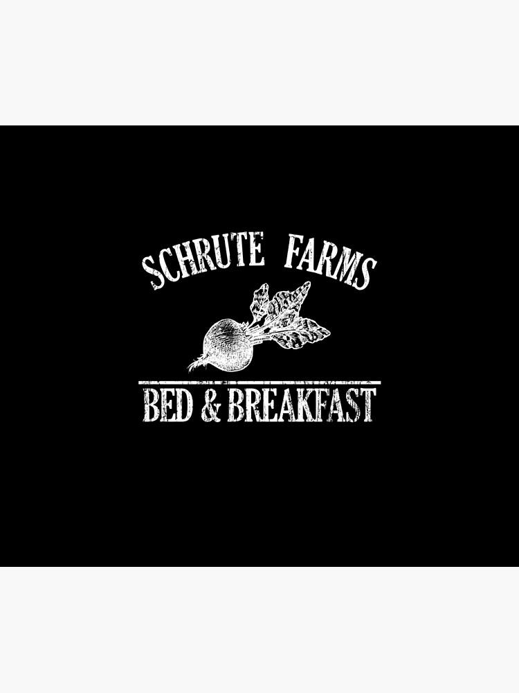 Schrute Farms Sweatshirt   Schrute Farms Hoodie  by teesandmugs