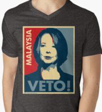 Julia - VETO! Mens V-Neck T-Shirt