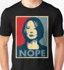 Julia Gillard - Nope T-Shirt