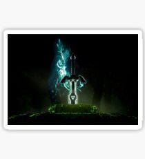 Zelda sword  Sticker