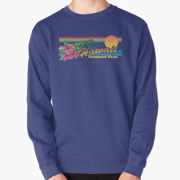 Hawaii Diamond Head Pullover Sweatshirt