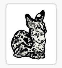 serval Sticker