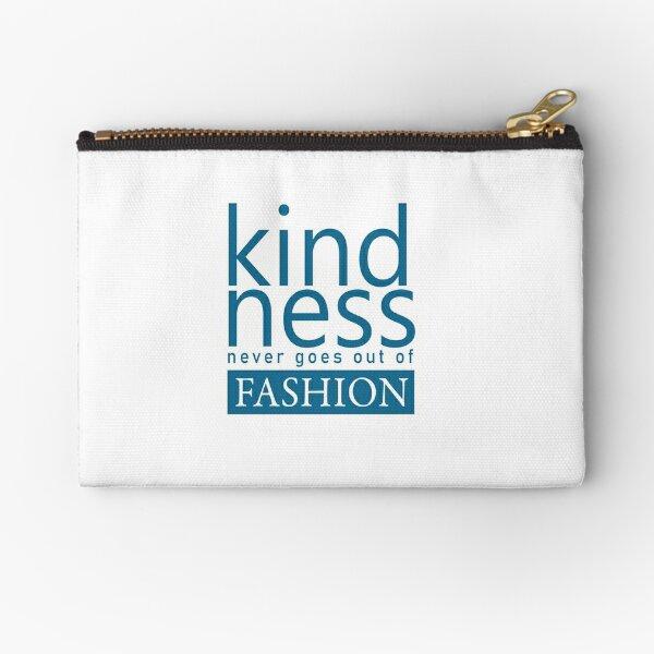 Kindness Zipper Pouch