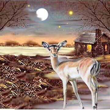 Impala  by LeonRice