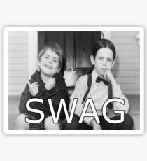 Little Rascals Swagger Sticker