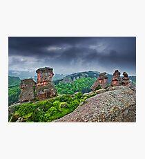 Belogradchik Rocks, Bulgaria Photographic Print