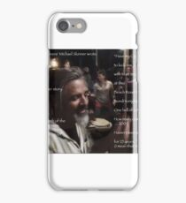 Not the sound of DISTANT drums.....  iPhone Case/Skin