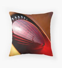 Frenched '59 Cadillac taillight Throw Pillow