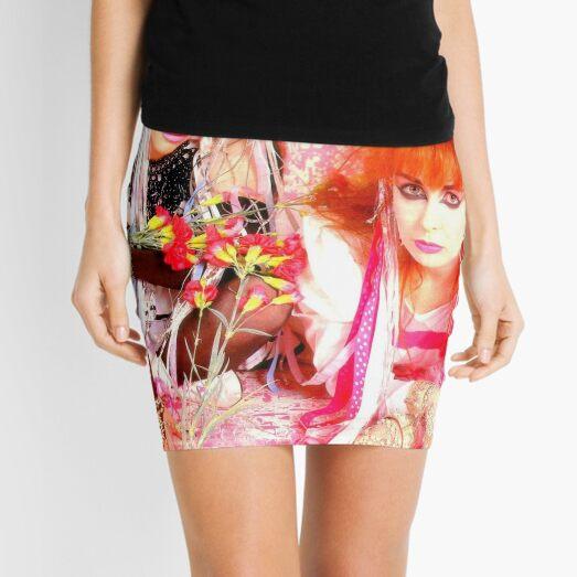 Strawberry switchblade smash hits poster Mini Skirt