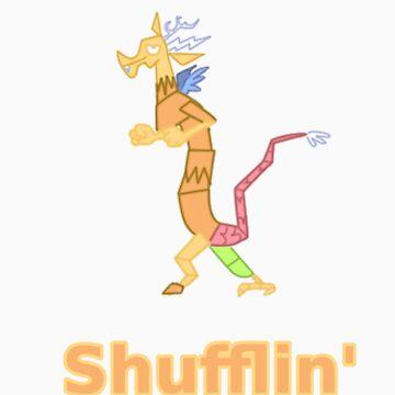 Every Day im Shufflin' by Zendric