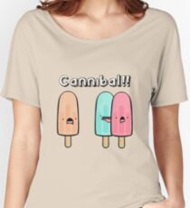 CANNIBAL! Women's Relaxed Fit T-Shirt