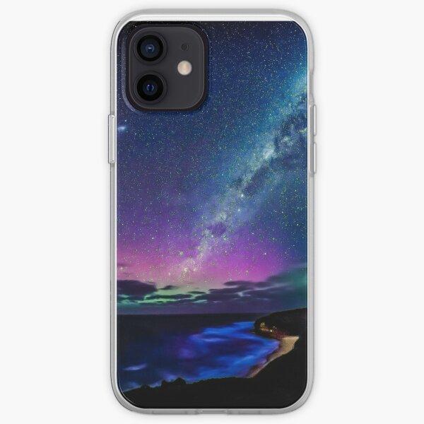 Bells Beach Aurora Australis iPhone Soft Case