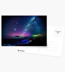 Bells Beach Aurora Australis Postcards