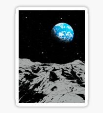 From the Moon Sticker