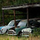 Car Junk Yard by MaluC