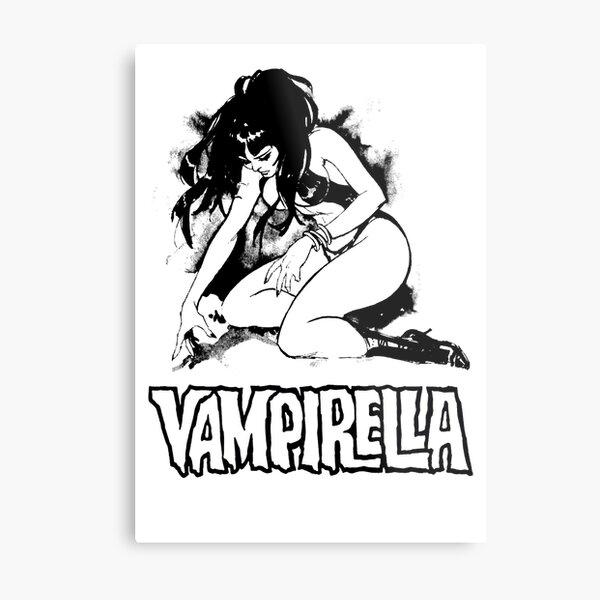 Vampirella Metal Print