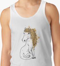 Horsecat Tank Top