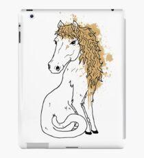 Horsecat iPad Case/Skin