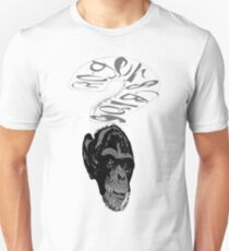 monkey sign for rogers bros  Unisex T-Shirt