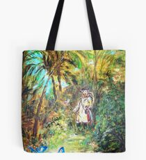 BUTTERFLY CATCHER  Tote Bag