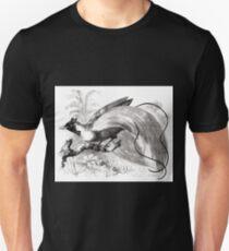 Robert Kretschmer Menniskans härledning och könsurvalet illustration sida II 54 Unisex T-Shirt