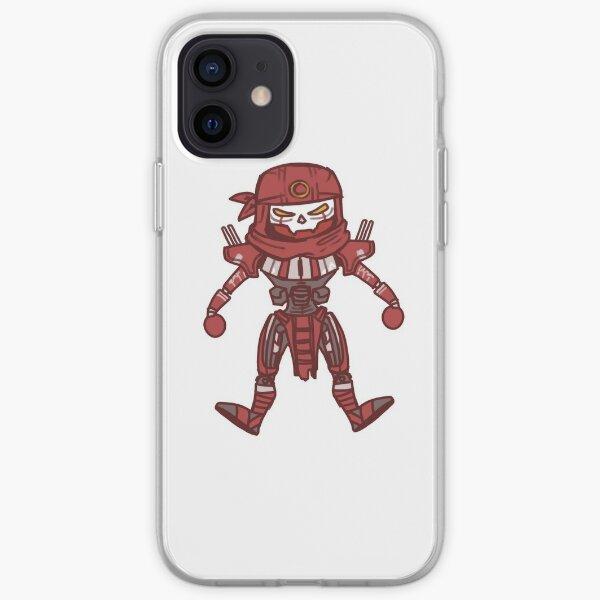 blob revenant iPhone Soft Case