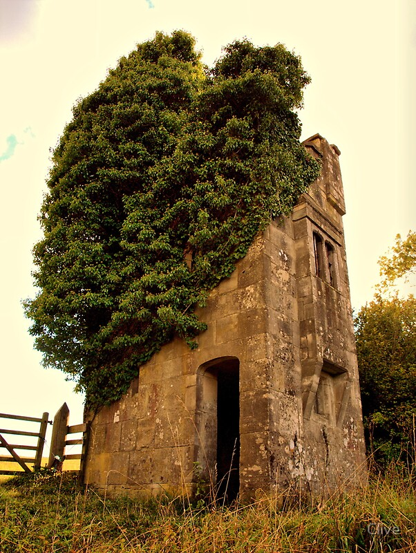 Quot Possibly The Smallest Castle In The Uk Quot By Clive Redbubble