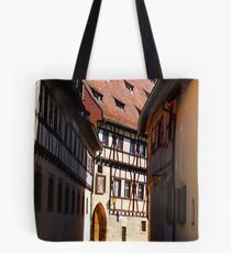 Old Alley Tote Bag