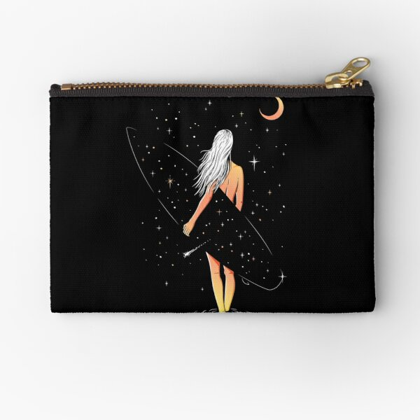 Soul Surfer Zipper Pouch