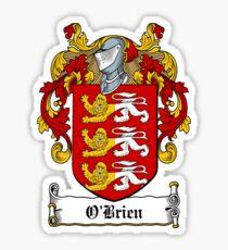 O'Brien  Sticker