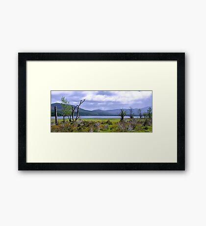 Loch Morlich, Aviemore, Scotland Framed Print
