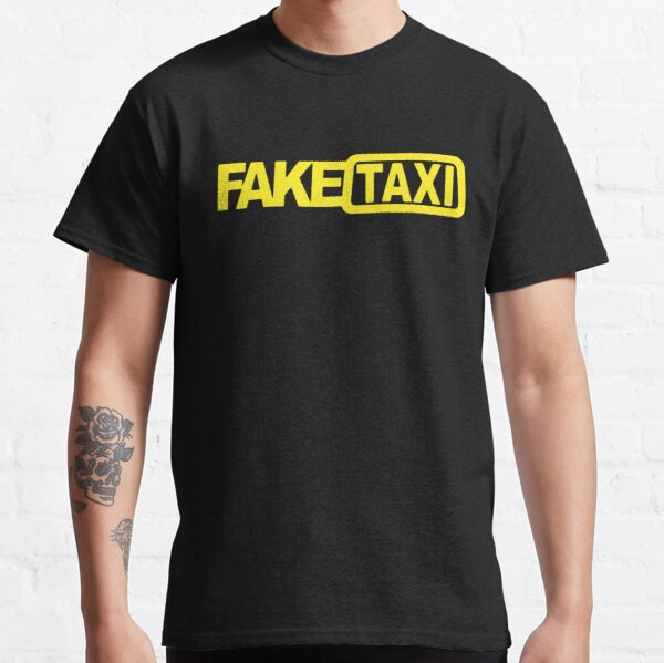 Taxi falso Camiseta clásica