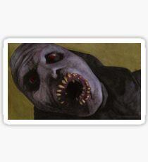 Listening to Fear - Queller Demon - BtVS Sticker