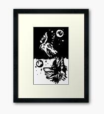 werewolves Framed Print