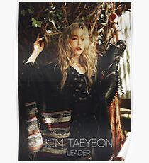 Kim Taeyeon - 'I' #1 Poster