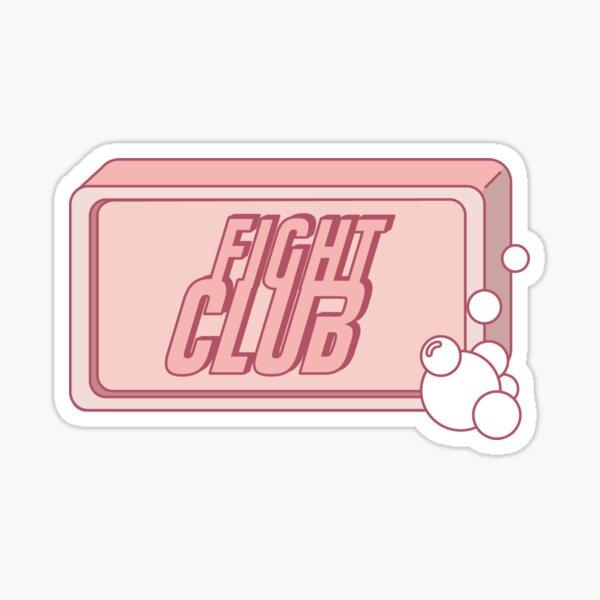 Savon classique Fight Club Sticker