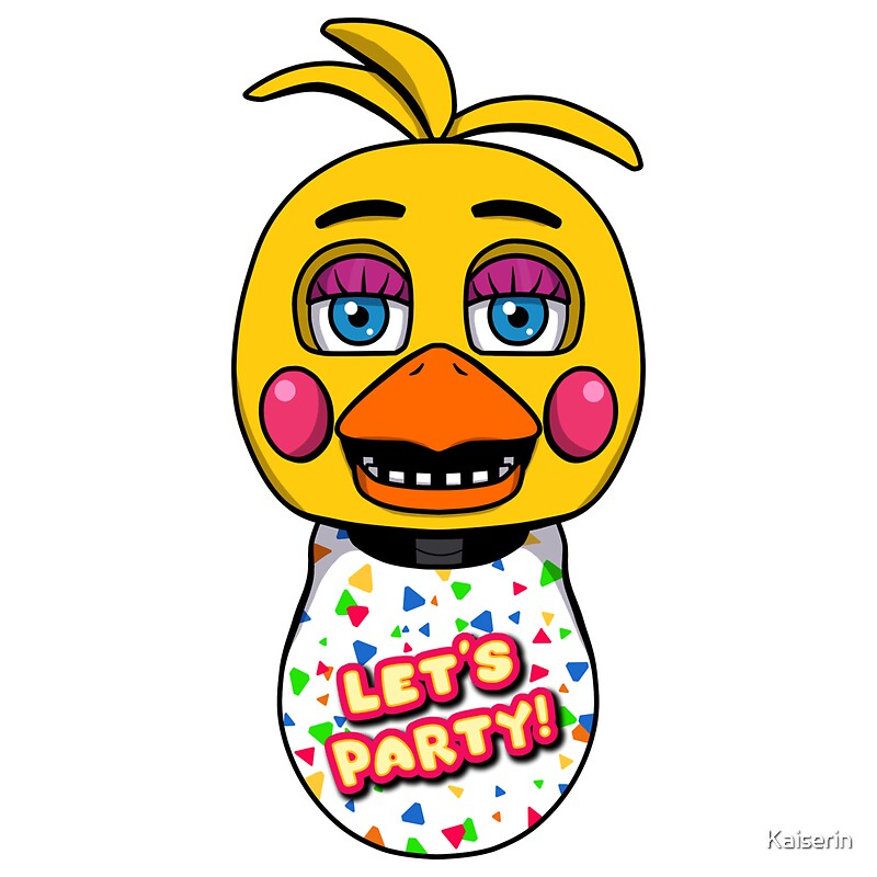 Five Nights At Freddys Chica Costume