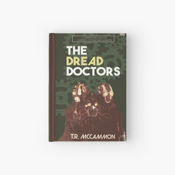 Dread Doctor 2 Hardcover Journal
