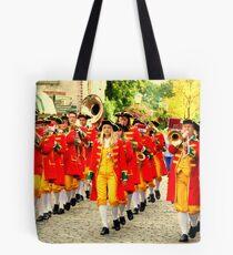 straatorkest Tote Bag