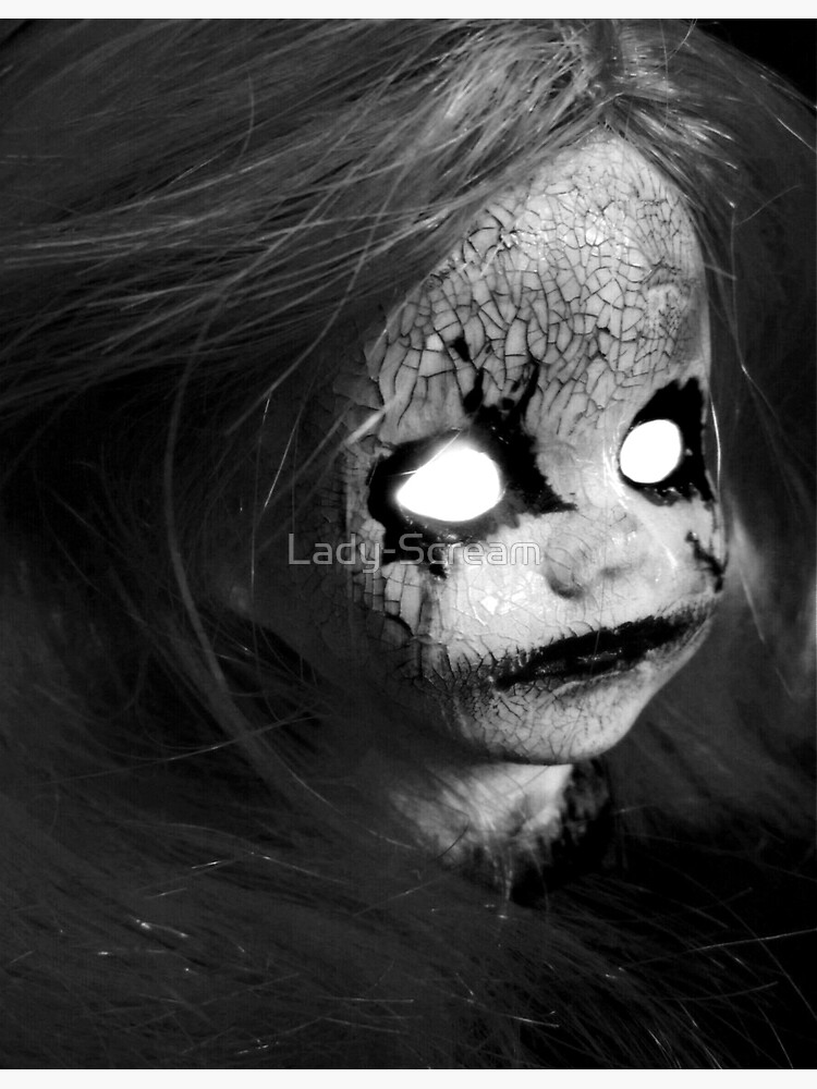 Zombie Horror Doll ~ Lady Scream by Lady-Scream